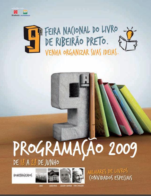9a Feira Nacional do Livro de Ribeirão Preto - SP